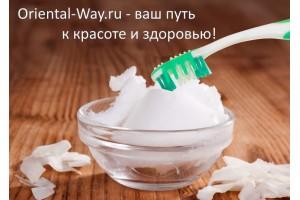 Тайские зубные пасты