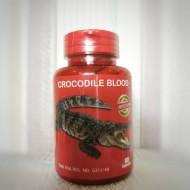 Кровь крокодила в капсулах Wani Thai