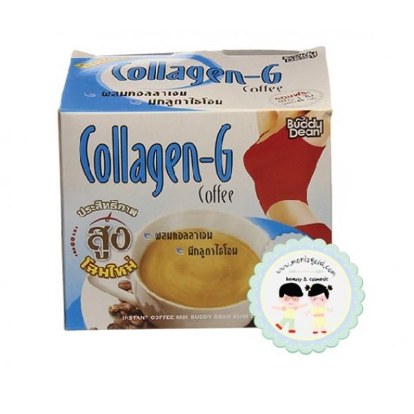 Кофе для похудения Slin Slen с коллагеном