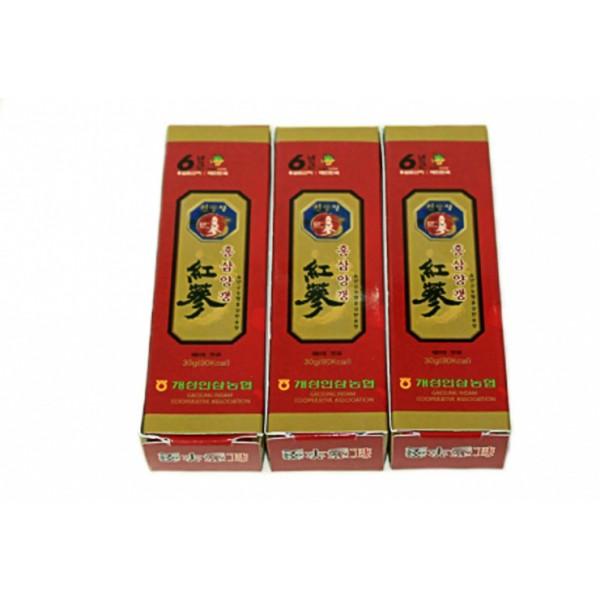 Пастилки с красным корейским Инсамом. 600 гр
