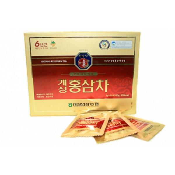 Красный корейский чай Инсам. 150г.