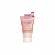 Пена для умывания White Collagen для жирной кожи