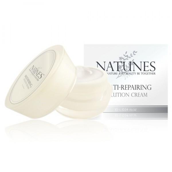 Восстанавливающий крем для лица от Natunes