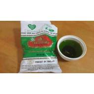 Изумрудный тайский молочный чай