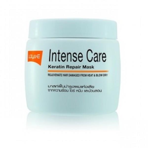 Интенсивная кератиновая маска для волос